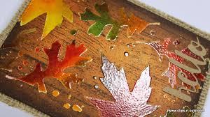 Image result for tim holtz stencils cards