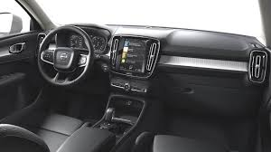 2018 volvo xc40 interior. contemporary 2018 volvo xc40 2018 dashboard zoom intended volvo xc40 interior i