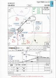 Ils Approach Chart Explained Ils Approach Rwy 23r In Heca Auto Flight Manual Flight