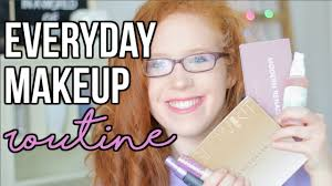 my everyday high makeup routine 2018