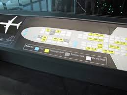 Seating Chart On The 757 Picture Of Flight 93 National