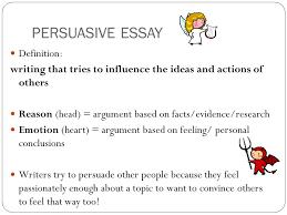 Define Persuasive Essay Rome Fontanacountryinn Com