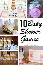 Fun Baby Shower Games - Tutus & Bowties Events