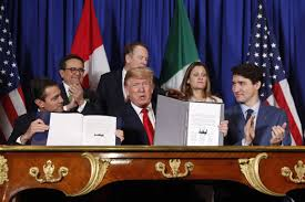 Nafta Vs Usmca Comparison Chart Usmca Trumps New Nafta Deal Explained In 500 Words Vox