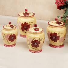 Rustic Kitchen Canister Sets Canister Set For Kitchen Kitchen Collections