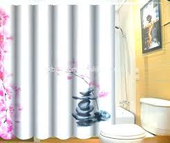 custom printed shower curtain photos