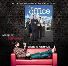 the office poster. The-Office-TV-Series-Characters-Gigantic-Print-POSTER The Office Poster