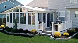 how much does a sunroom cost. 4 Season Sunrooms Cost Hardware Home Improvement Large How Much Does A Sunroom C