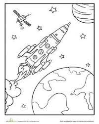 Small Picture free printable coloring pages for kids space coloring pages