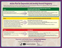 Action Plan For Depression And Anxiety During Pregnancy And After Birth