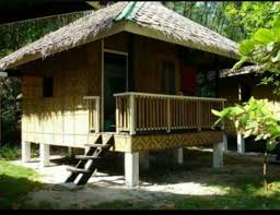 Nipa Hut Design House Philippines Nipa Hut Hut House Bamboo House Rest House