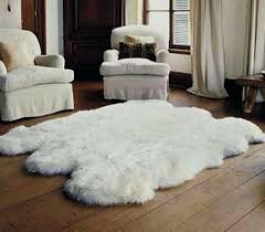 expensive white sheepskin area rug a91363 home and furniture enthralling sheepskin area rug at union rustic