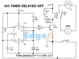 time delay wiring diagram wiring diagrams best 555 timer delay off circuit diagram eeweb community dayton time delay relay wiring diagram time delay wiring diagram