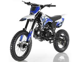 apollo db x7 ttr style 125cc dirt bike pit bike 4 speed manual