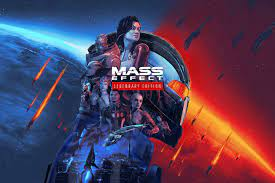 own Mass Effect Legendary Edition cover ...