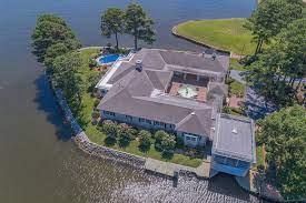 aerial photos of a virginia beach house