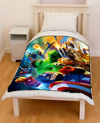 Marvel Comic Bedroom Bedding Official Avengers Marvel Comics Bedding Bedroom