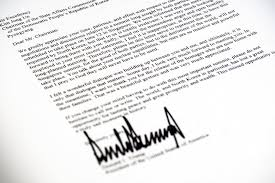 Letter World Full Text Of Trumps Letter To Kim Canceling Singapore Summit The