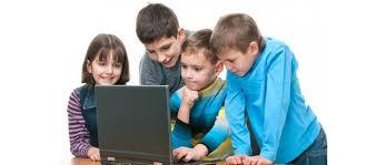 Resultado de imagen para niños internet