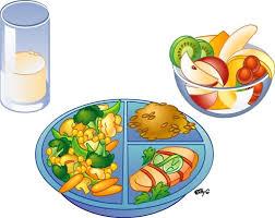 healthy recipes clipart. Modren Clipart Healthy Lunch Food Clipart Intended Recipes Clipart