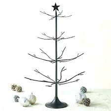 Christmas Tree Ornament Display Stands Magnificent Metal Ornament Display Tree Ornament Display Tree Gold Metal