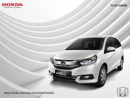 new car launches honda mobilioIndia bound 2017 Honda Mobilio facelift launched in Indonesia