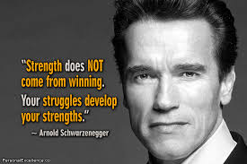Arnold Schwarzenegger Quotes | Personal Excellence Quotes