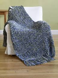 Crochet Throw Patterns Simple Under 48 Hours Crochet Throw Pattern FaveCrafts