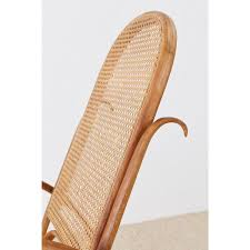 Thonet Bentwood and Cane Rocking Chair in 2020 | Cane rocking chair,  Rocking chair, Chair