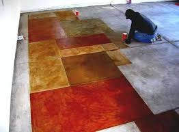 Basement Floor Paint Ideas Interesting Design