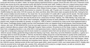 essay in english hockey essay in english