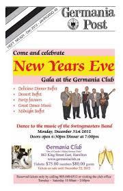one m germania club of hamilton