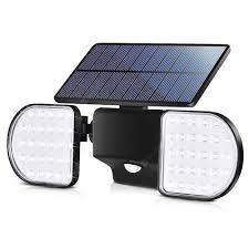 Star Wars Solar Lights Brelong Br 0146 56 Led Solar Outdoor Landscape Wall Light Garden Lamp With Human Body Sensor