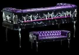 Come See The Countu0027s Coffin Couch And All Of His Classic Cars At Coffin Couch