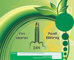 Entry 20 By Hcdesign93 For Illustrate My Nail Biting Chart