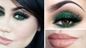 the best makeup trends for st patrick s day 2018