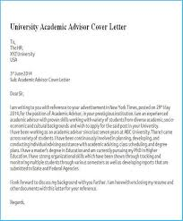 faculty cover letters excellent academic advisor cover letter for additional free