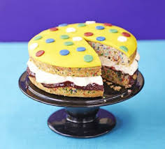 Spotty Pudsey Cake Recipe Bbc Good Food