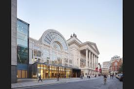 stanton williams opens up royal opera house