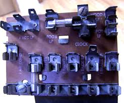 chevy fuse block diagram chevy wiring diagrams online