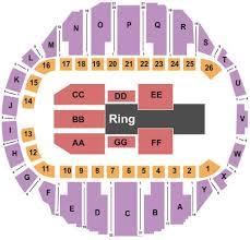 San Angelo Coliseum Tickets And San Angelo Coliseum Seating