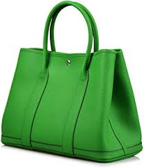 ESYUEL <b>Women's Genuine Leather</b> Garden <b>Tote Bag</b> Top Handle ...