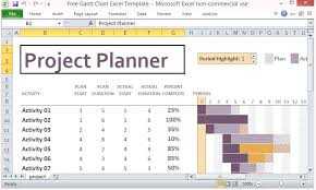 Top 10 Best Excel Gantt Chart Templates For Microsoft Excel Sheets