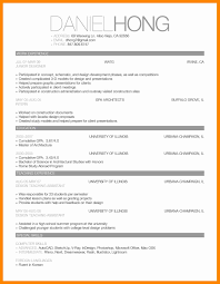 Resume Format For Abroad Fresh Brilliant Ideas Of Study Abroad