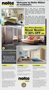 Nolte Mobel Bedroom Furniture Nolte Mobel Contemporary Flexible Bedroom Furniture Collections