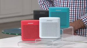 bose soundlink color. bose soundlink color ii bluetooth speaker. back to video. on-air presentation soundlink