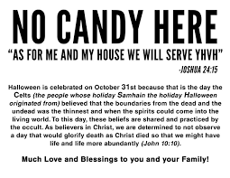 Christian Quotes Against Halloween Best Of 24 Ministries WHY GOD Pinterest Halloween Night And 24