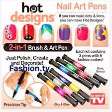 Hot Designs Nail Art Pens (Multicolor) | Lazada PH