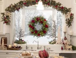 How To Hang Lighted Wreath On Door How To Hang Garland Wreaths Balsam Hill Blog
