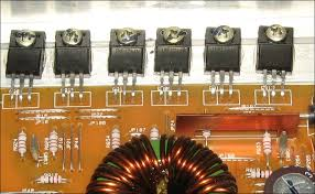 basic amplifier repair the power supply fets in this amp aren t blown many times most of the time power supply transistors are visibly damaged but that s not always true